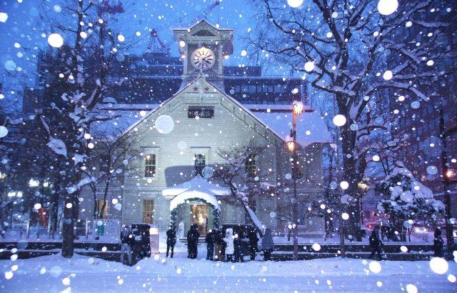 札幌の告白スポット!夏と冬、どちらも両方いけるデートスポットをご紹介!